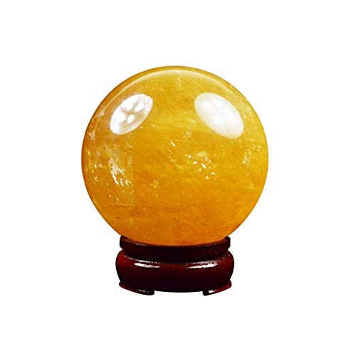 ZLBYB Crystal Ball for Fengshui Ball, Kristallheilung, Divination Kugel, Home Decoration