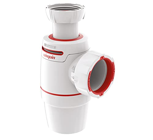 Wirquin 30722146 - Siphon d'évier NEO AIR D40