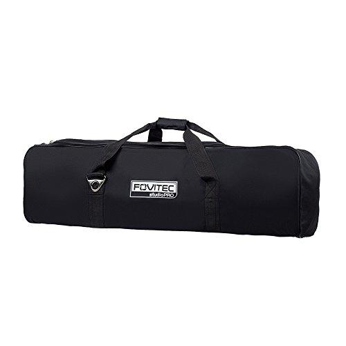 Fovitec - 1x Classic Photography & Video Lighting Equipment Duffle Bag - [35' x 9' x 9'][Lightweight][Durable Nylon][Dual Zippers]