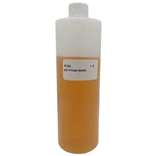 4 oz, Light Brown - Bargz Perfume - Egyptian Musk Body Oil Scented Fragrance