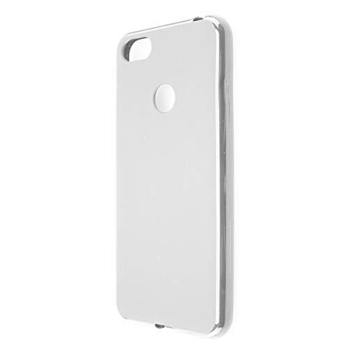 caseroxx TPU-Hülle für Neffos/TP-Link C9a (Aldi-Smartphone), Tasche (TPU-Hülle in transparent)