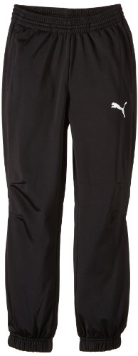 Puma Sweatpants Jungen, Jungs, Trikot, black-White, 140, 653974 03