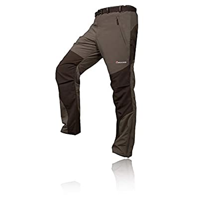 Montane Terra Pants (Long Leg) - SS21 - Medium Green