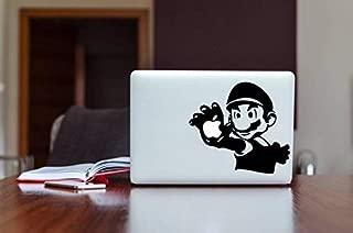 A Design World Super Mario bros Sticker MacBook Air 11 - MacBook Pro 13 - MacBook Pro 15 - MacBook Pro 17 - iPad - iPhone - Other PC or Laptop Color Selection