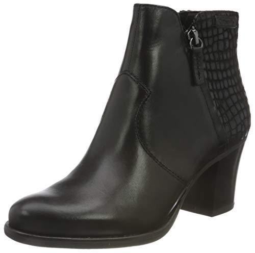 Tamaris Damen 1-1-25338-25 Stiefelette, schwarz, 40 EU