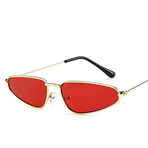 Gafas De Sol Polarizadas Gafas De Sol De Ojo De Gato con Montura Pequeña, Gafas De Sol Clásicas De Moda para Mujer, Gafas De Sol Retro con Forma De Gota De Famle para Mujer, R