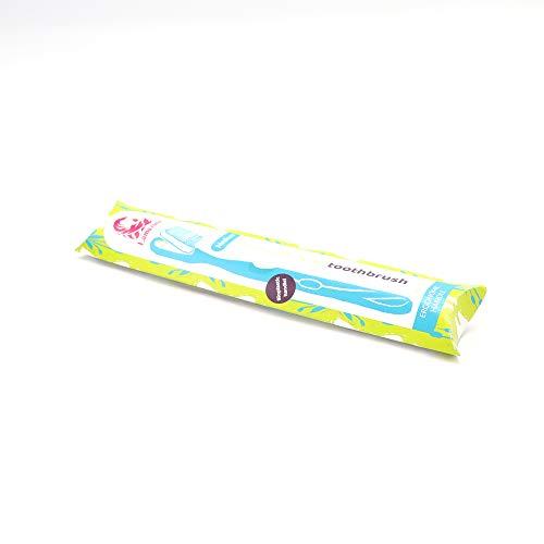 Lamazuna Cepillo de dientes - Medio (azul)