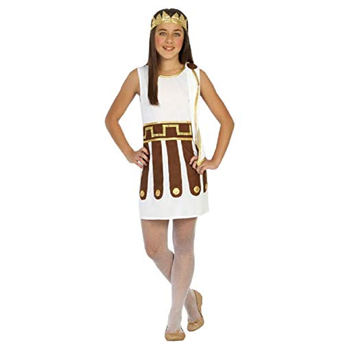 ATOSA disfraz romana niña infantil griego 5 a 6 años