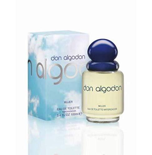 Don Algodon, Agua de colonia para hombres  - 100 ml.