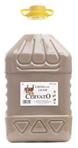 Crema de Orujo CervatO PET 3 Litros
