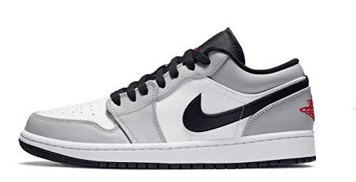 Nike Air Jordan 1 Low Light Smoke Grey (553558 030) Size 11