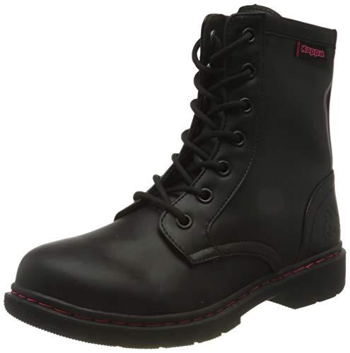 Kappa DEENISH, Zapatillas Mujer, 1122 Black Pink, 41 EU