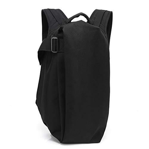 Laptop Bag Backpack Fashion Korean Waterproof 15.6 Inch Laptop Backpack Casual Men Pack Bag Large Capacity Anti-Theft Rucksack School Bags New Black Free Fast Delivery
