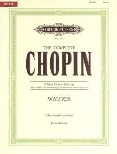 WALZER - arrangiert für Klavier [Noten / Sheetmusic] Komponist: CHOPIN FREDERIC