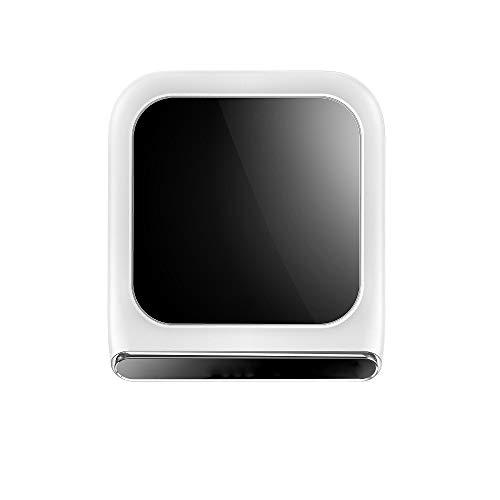 PopHMN Kaffeetassenwärmer, USB-Tassen-Getränkewärmer Elektrisches automatisches Ausschalten, tragbarer Tassenwärmer Desktop-Tassenwärmer mit 3 Temperatureinstellungen für Kakao-Tee-Wassermilch