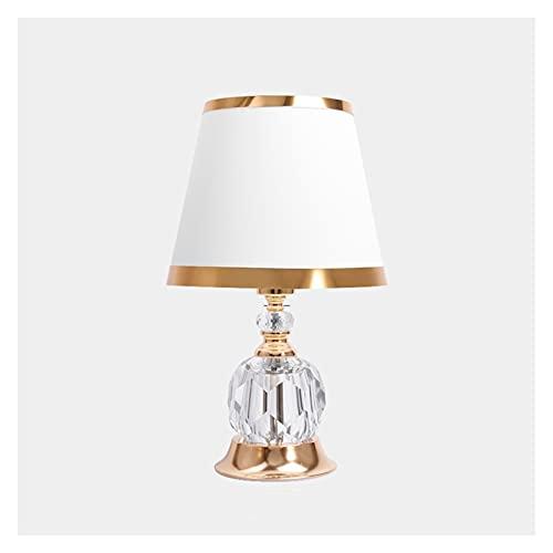 Lamparilla de noche Lámparas de mesa de cristal Luz de noche con...