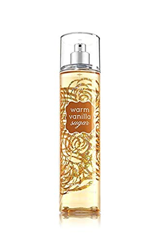 Bath & Body Works Fragrance Mist 8 fl oz / 236 ml (Warm Vanilla Sugar)