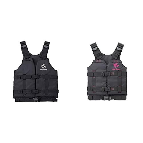 RA0402 Snorkeling Vest, Slim, White, Large Size, & Snorkeling Vest, Slim, RA0402, Pink, Medium, U-7400