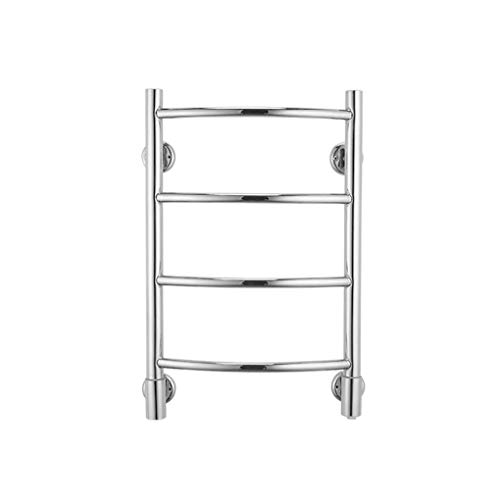 New XH Heating Towel Rack Intelligent Constant Temperature Overheat Protection, Stainless Steel Mate...