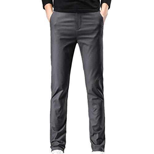 N\P Algodón Casual Pantalones de los Hombres Pantalones de los Hombres de la Primavera y el Verano Versátil Pantalones