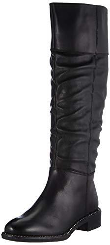 Tamaris Damen 1-1-25533-25 Kniehohe Stiefel, schwarz, 38 EU