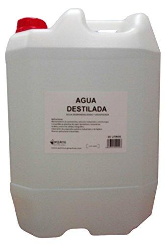 Destilliertes Wasser, Kanister mit 25l