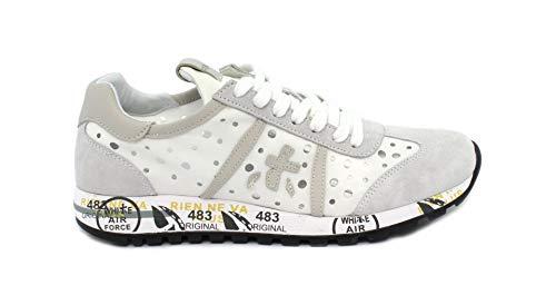 Premiata weißer Sneaker Lucy 460E 41