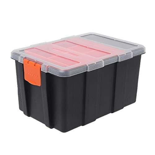 ZHANGAIGUO CCCZY Caja de Hardware Transparente Multifuncional Herramientas de Almacenamiento Caja Organizador de plástico