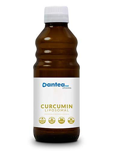 Anteamed Liposomal Curcumin- Curcumina Liposomiale liquida ad Alta Biodisponibilità (250ml)