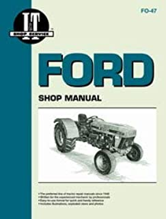 Ford Tractor Service Manual (IT-S-FO47)