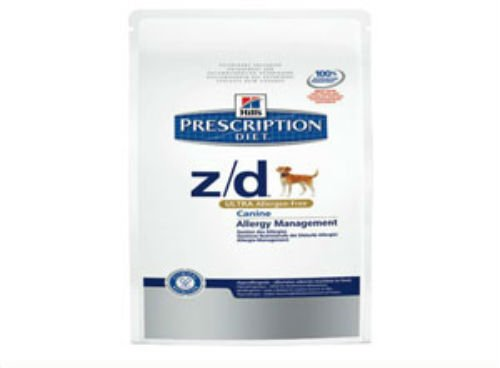 Hills Hill Prescription Diet z/d Canine Ultra Cibo per Cani, 10 kg