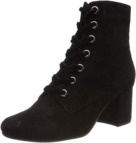 Gerry Weber Shoes Damen Vocab 09 Stiefeletten, Schwarz (Schwarz 100), 42 EU