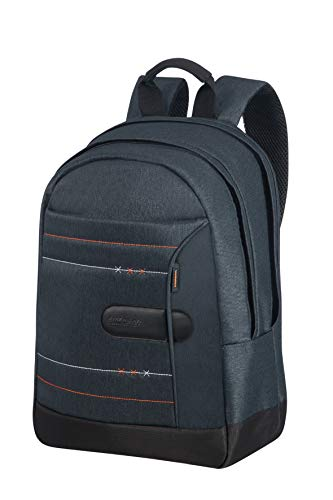 """American Tourister Sonicsurfer Lifestyle Laptop Backpack 15.6"""" Mochila tipo casual, 44 cm, 24.5 l, Azul (Jeans)"""