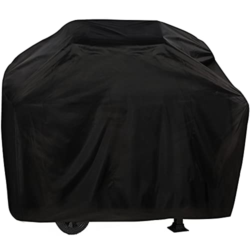 Grill Cover, 58 inch BBQ Gas Grill Cover Waterproof Weather...
