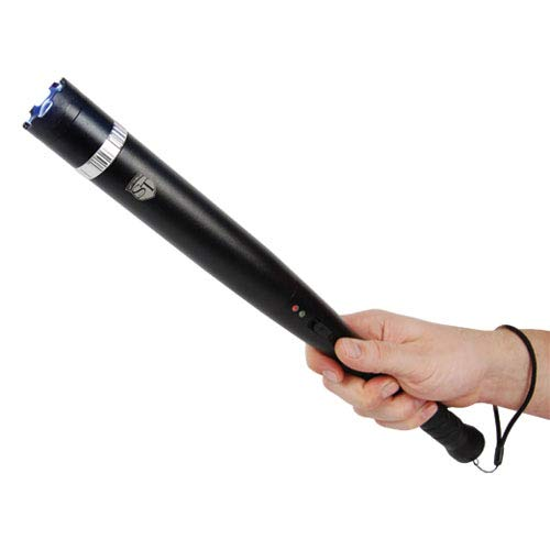 Self Defense Dealer 20 Million Volt Stun Bat with Flashlight