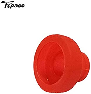 HEASEN Red White Black 1pcs Plastic Antennas Shell Shade Antenna Protective Sleeve Cover for Emax Pagoda 2 FPV Antenna RC Models Drone