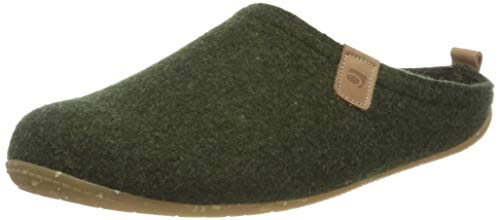 Rohde Mens Tivoli-H Flat Slipper, 67 Cactus, 12.5 UK