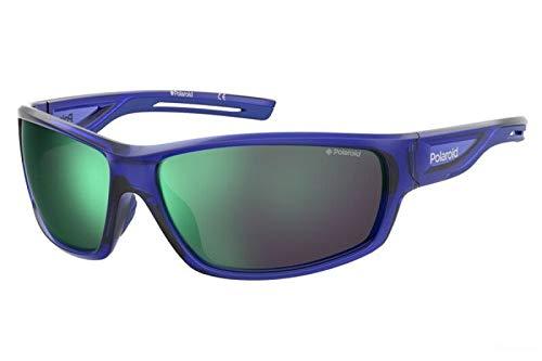 Polaroid Gafas de sol 7029 GEG 5Z azules lentes polarizadas