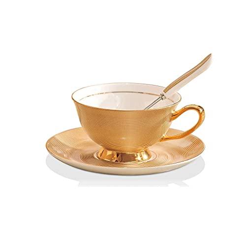 YGXR Vajilla, Lindo diseño de Color cálido La Familia de la Corte Utiliza Leche, café, té, Jugo, té, Taza de Agua
