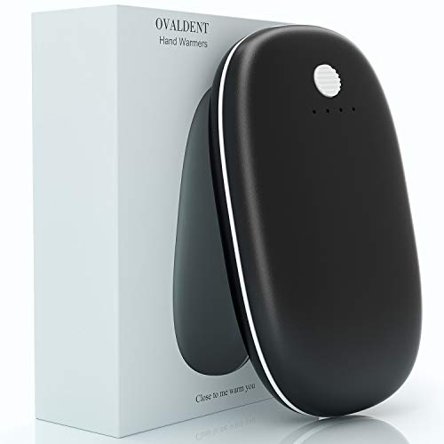 OVALDENT Hand Warmers Rechargeable 7800mAh