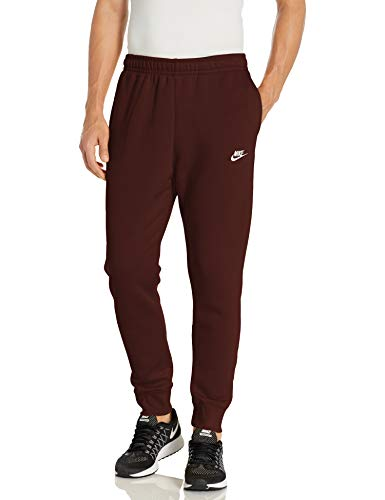 Nike NSW Club Jogger für Herren, Herren, Men's NSW Club Jogger, EL Dorado/EL Dorado/Weiß, XX-Large