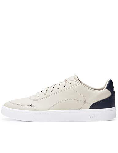 CARE OF by PUMA Sneaker basse da donna in pelle, Beige), 36 EU