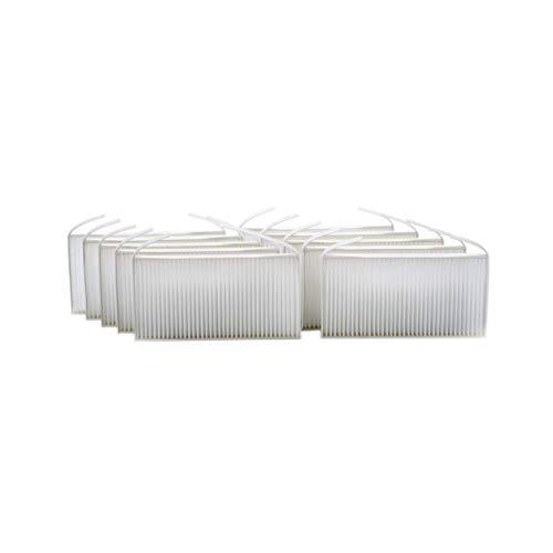 Zehnder Filterset Ersatzfilter Luftfilter G4 ComfoAir 70 527005160 10 Stück