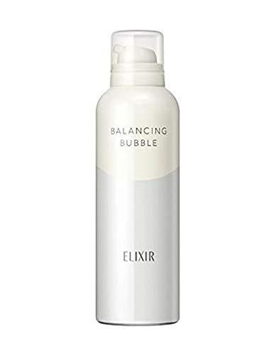 エリクシールルフレバランシングバブル泡洗顔料毛穴ケア165g