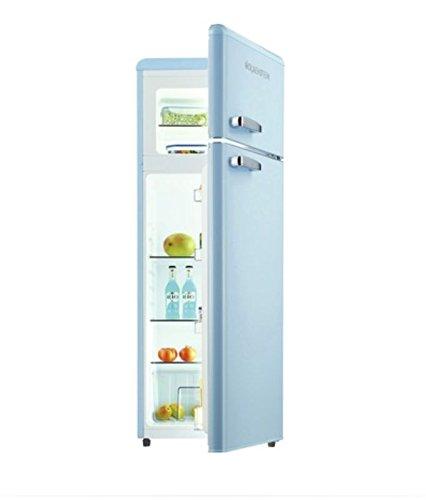 WOLKENSTEIN GK212.4RT FR/LB/SC/SP A++ Kühlschrank / A++ /Kühlteil166 liters /Gefrierteil40 liters