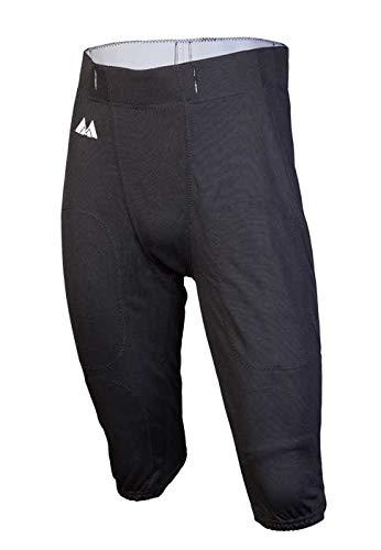 Meyer Marketing MM Football Practice Pants (Black, XX-Large)