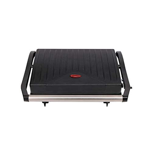 WZPG Fabricante de Carne de sándwich eléctrico, Pan de Tostada Dual Pan...