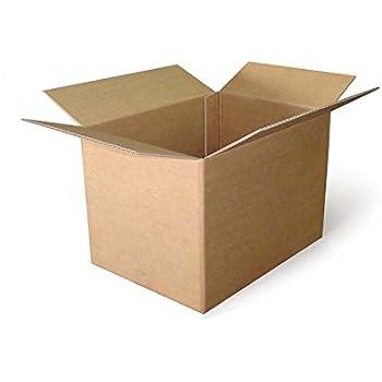 Caja de Cartón 35 x 23 x 14 cm CSM02, Pack de 15 uds: Amazon.es: Oficina y papelería