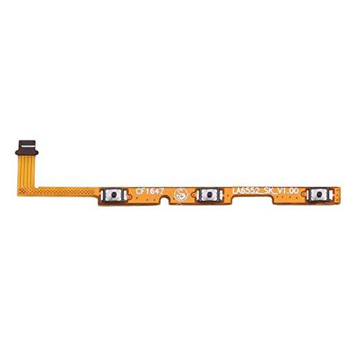 JIANGHONGYAN Accesorios telefonicos Cable Flexible de Botón de Encendido y Botón de Volumen para Hisense F30