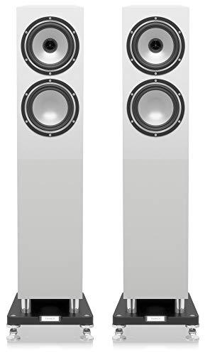 Tannoy Revolution XT6F - Altavoces (acabado brillante), color blanco